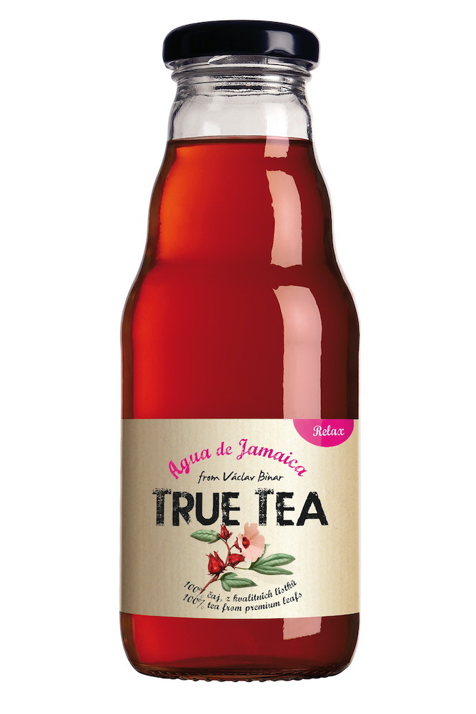 Čaj Aqua de Jamaica TRUE TEA