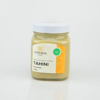 Tahini NATURAL JIHLAVA