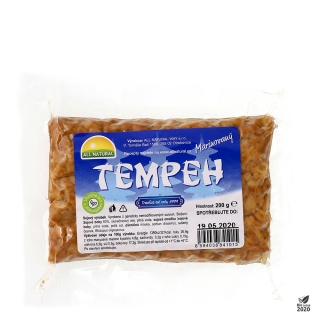 Tempeh marinovaný NATURAL WAY